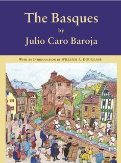 Basques, The by Julio Caro Baroja