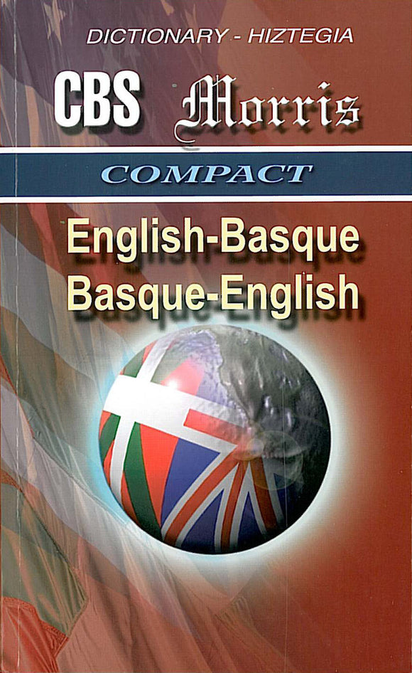 CBS-Morris English-Basque / Basque English Dictionary - Hiztegia