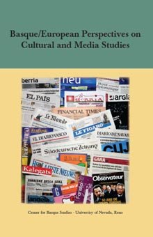 Basque/European Perspectives on Cultural and Media Studies (Hardcover)