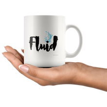 Fluid Person Coffee Mug