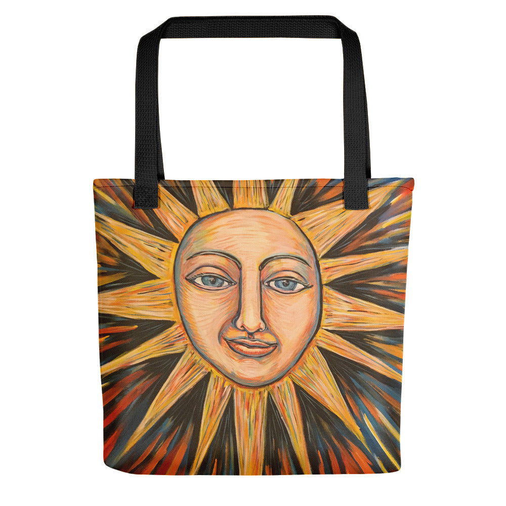 Tote bag 'El Sol'/'The Sun'
