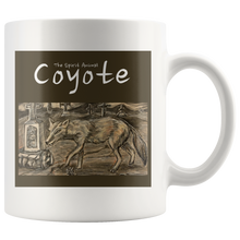 The Spirit Animal Coyote Coffee Mug