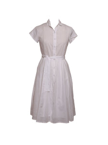 Kellie - cotton shirt dress