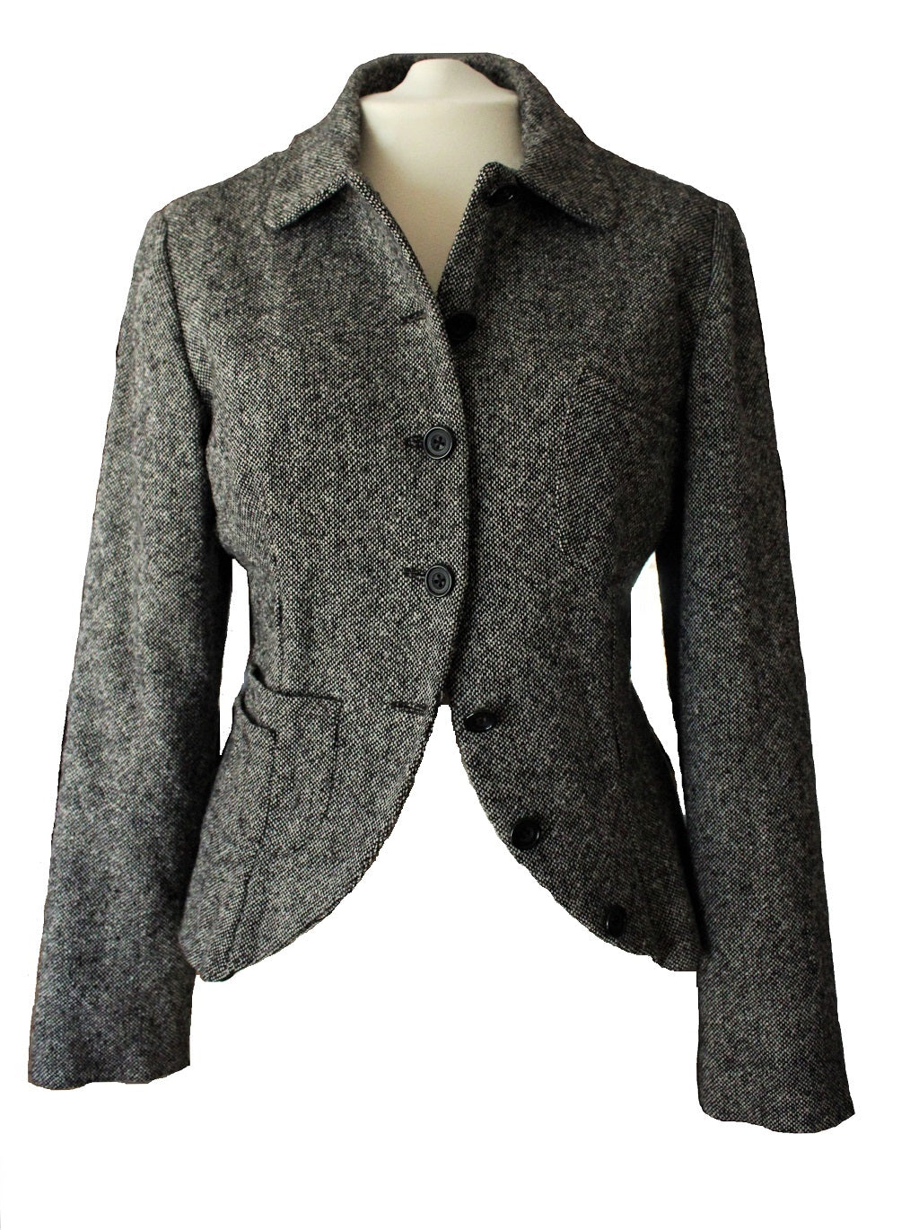 Oliver - wool tailored jacket