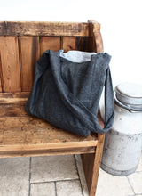 Load image into Gallery viewer, Cambridge - patchwork wool crossbody bag