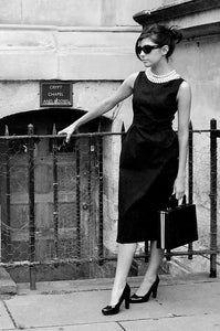 Golightly - classic black dress