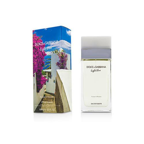 Light Blue Escape To Panarea Eau De Toilette Spray (Limited Edition)  100ml/3.3oz