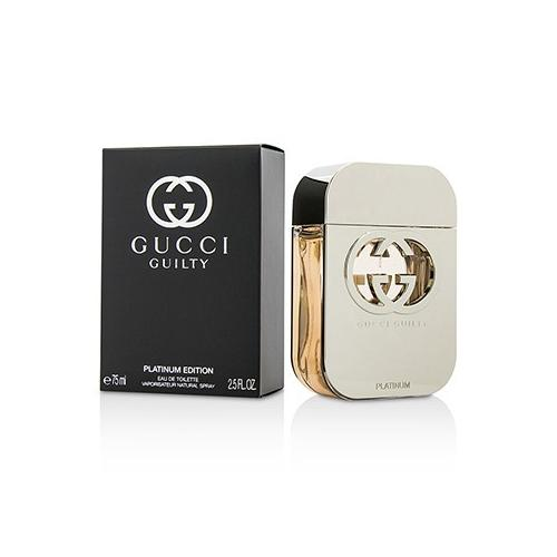 Guilty Platinum Edition Eau De Toilette Spray   75ml/2.5oz