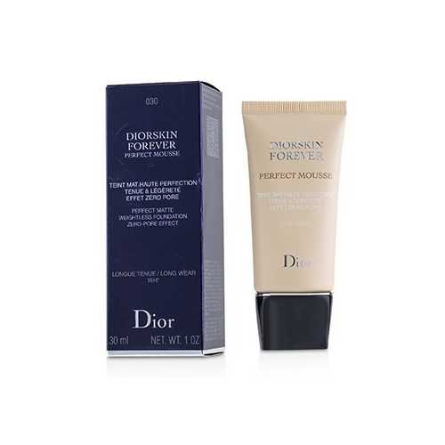 Diorskin Forever Perfect Mousse Foundation - # 030 Medium Beige  30ml/1oz
