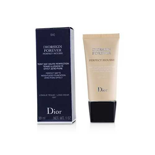 Diorskin Forever Perfect Mousse Foundation - # 040 Honey Beige  30ml/1oz