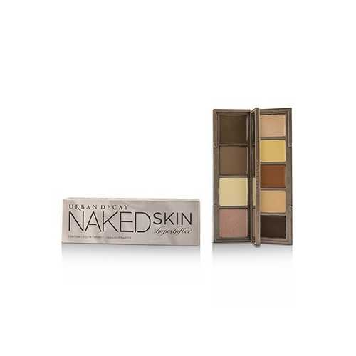 Naked Skin Shapeshifter Contour, Color Correct, Highlight Palette - # Medium Dark Shift  -