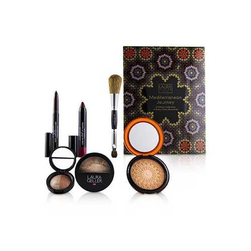 Mediterranean Journey A 6 Piece Collectin Of Sultry Color Essentials - # Fair  6pcs