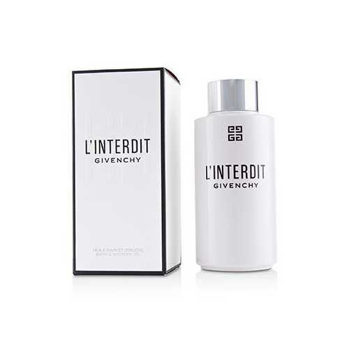 L'Interdit Bath & Shower Oil  200ml/6.7oz