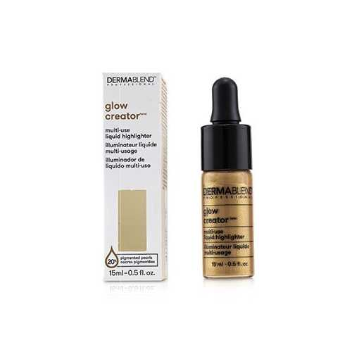 Glow Creator Multi Use Liquid Highlighter - # Gold  15ml/0.5oz