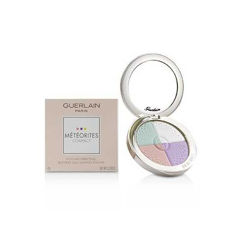 Meteorites Compact Colour Correcting, Blotting And Lighting Powder - # 2 Clair/Light  8g/0.28oz