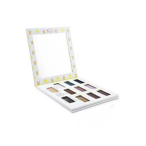 What's The Tea? Ice Tea Eyeshadow Palette (Cool Shades With Eyelid Primer)  -