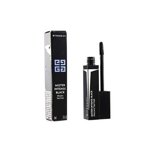 Mister Intense Black Mascara Top Coat - # 1 Black Vinyl (Box Slightly Damaged)  6ml/0.2oz