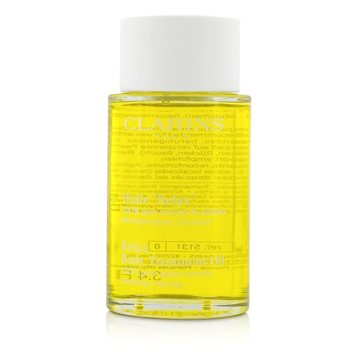Body Treatment Oil-Relax - 100ml-3.3oz