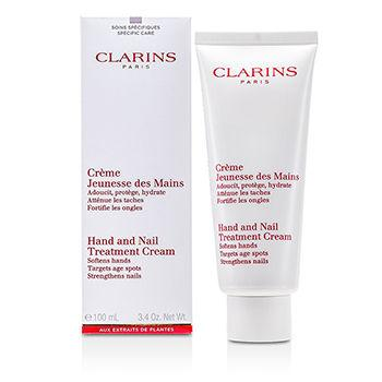 Hand & Nail Treatment Cream - 100ml-3.3oz