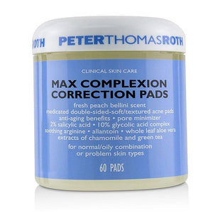 Max Complexion Correction Pads - 60pads