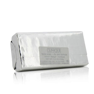 Facial Soap - Oily Skin Formula (With Dish) - 100g-3.5oz