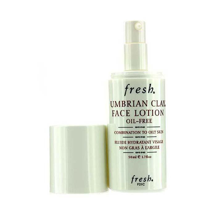 Umbrian Clay Oil-Free Face Lotion - For Combination to Oily Skin - 50ml-1.7oz