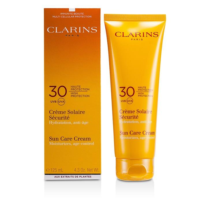 Sun Care Cream High Protection SPF30 (For Sun-Sensitive Skin) - 125ml-4.4oz