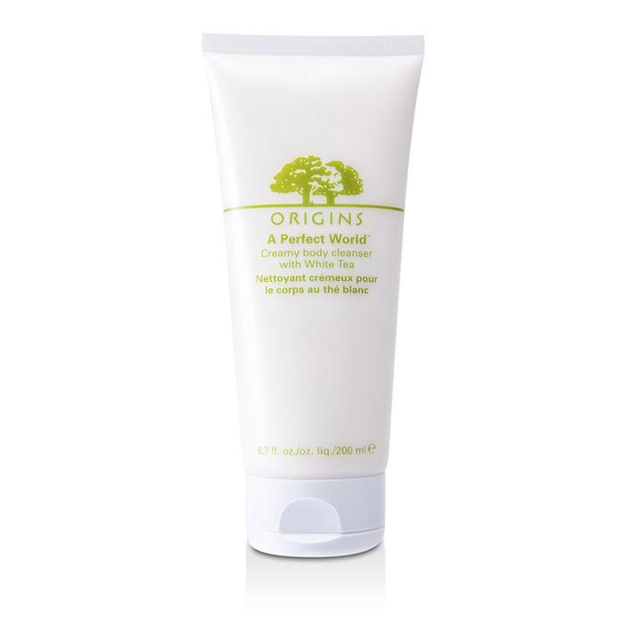 A Perfect World Creamy Body Cleanser with White Tea - 200ml-6.7oz