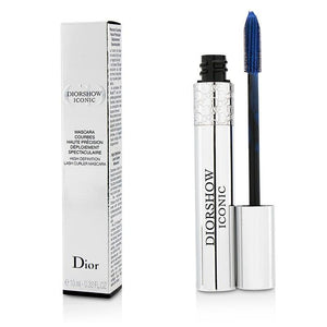DiorShow Iconic High Definition Lash Curler Mascara - #268 Navy Blue - 10ml-0.33oz