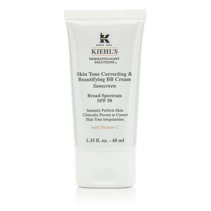 Skin Tone Correcting & Beautifying BB Cream SPF 50 - # Light - 40ml-1.35oz