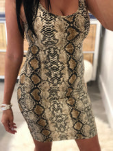 Load image into Gallery viewer, SNAKE Dress