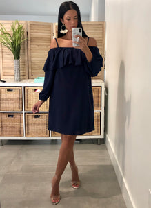 Endless Summer Dress - Navy