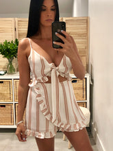 Load image into Gallery viewer, Pretty in Pink Playsuit