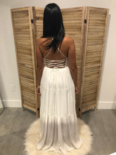 Load image into Gallery viewer, White Maxi Dress
