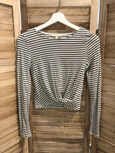 Load image into Gallery viewer, Stripe Long Sleeve