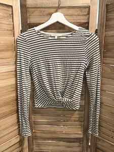 Stripe Long Sleeve