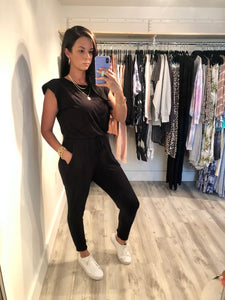 Essi Jumpsuit - Black