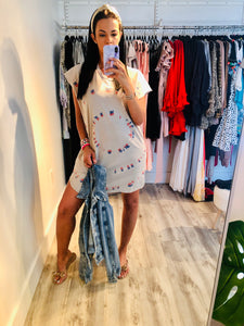 Laguna Tie Dye Tshirt Dress