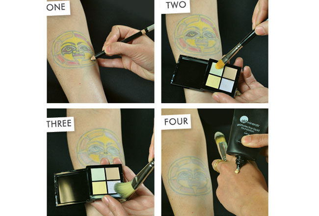 Disguising your Tattoo