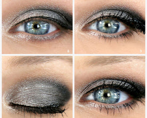New Year's Eve Makeup Look I
