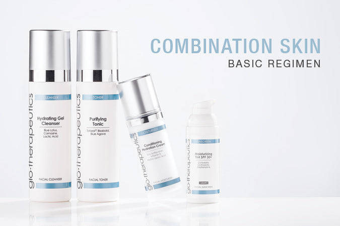 Combination Skincare Regimen