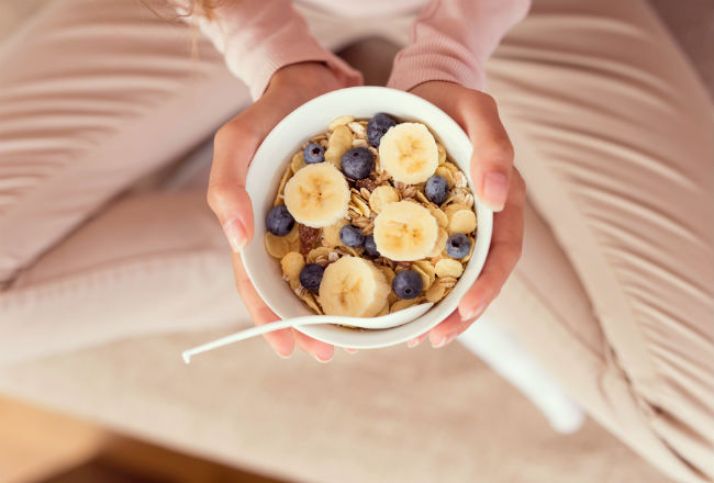 5 Weight loss tips - Don't skip breakfast