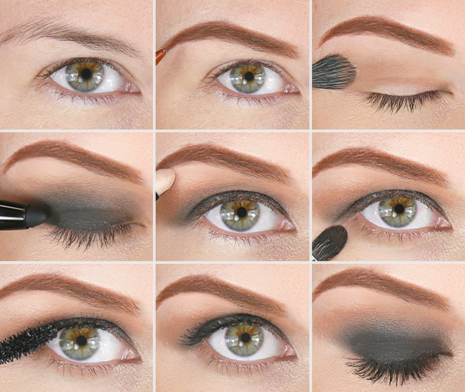 Dramatic Eye Makeup Look