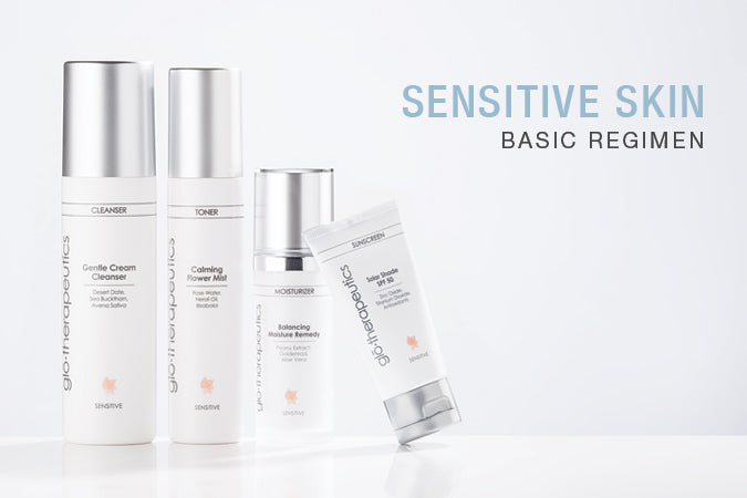 Sensitive Skincare Regimen