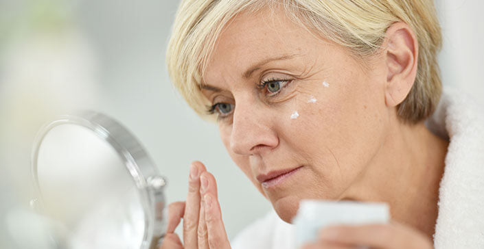 ageing, anti-ageing, woman, skincare, skin solutions