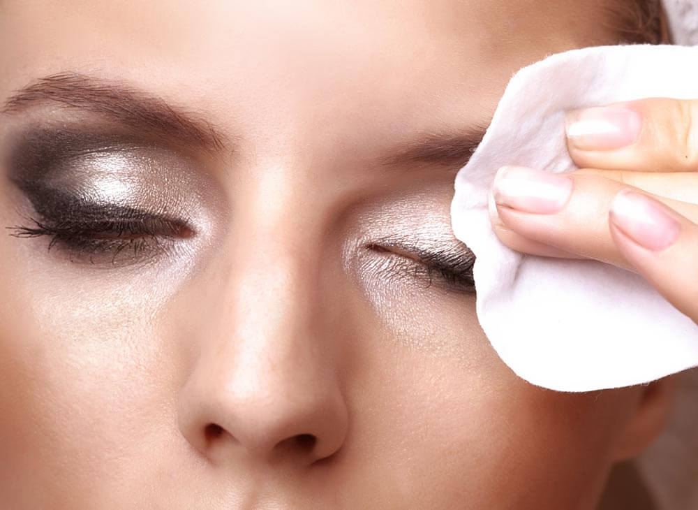 pre-cleansing eye makeup remover