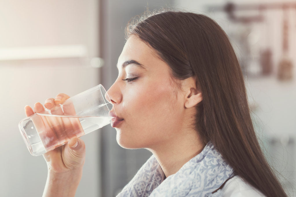 How to drink more water during the day