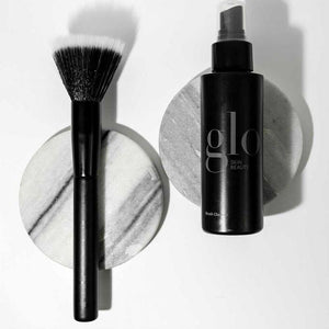 Dual Fibre Cheek Brush