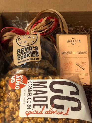 Happiness is a Reva's Outrageous Chocolate Chip Holiday!