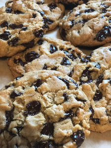 Reva's Outrageous Peanut Butter Chocolate Chip Cookies